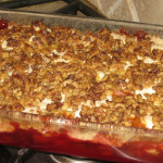 Springtime Rhubarb Cake