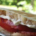 Tomato Sandwiches! Pure Simplicity!