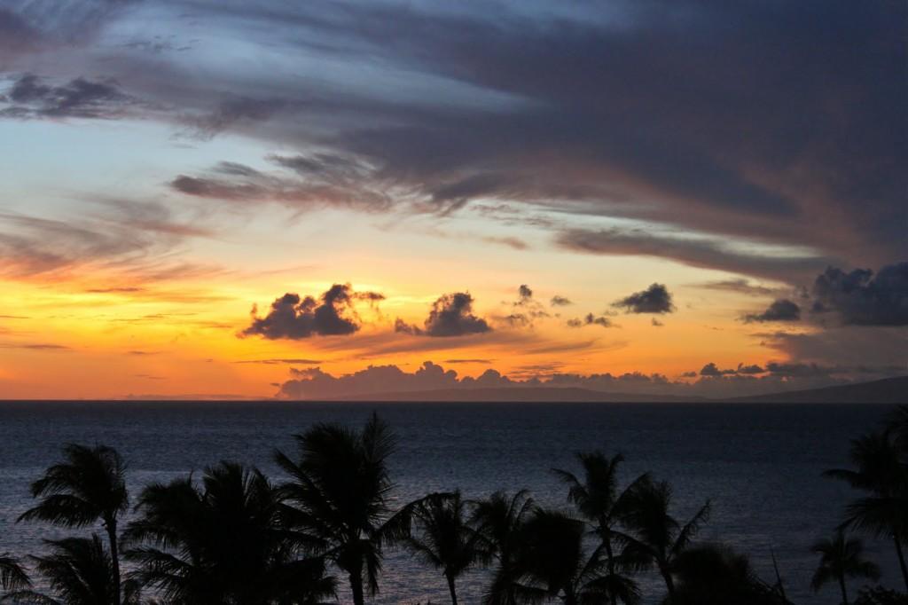 sunset hilton head island