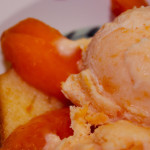 Luscious Fresh Peach Ice Cream
