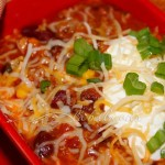 Our Super Bowl Spicy Chili