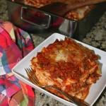 A Slice of Lasagna!
