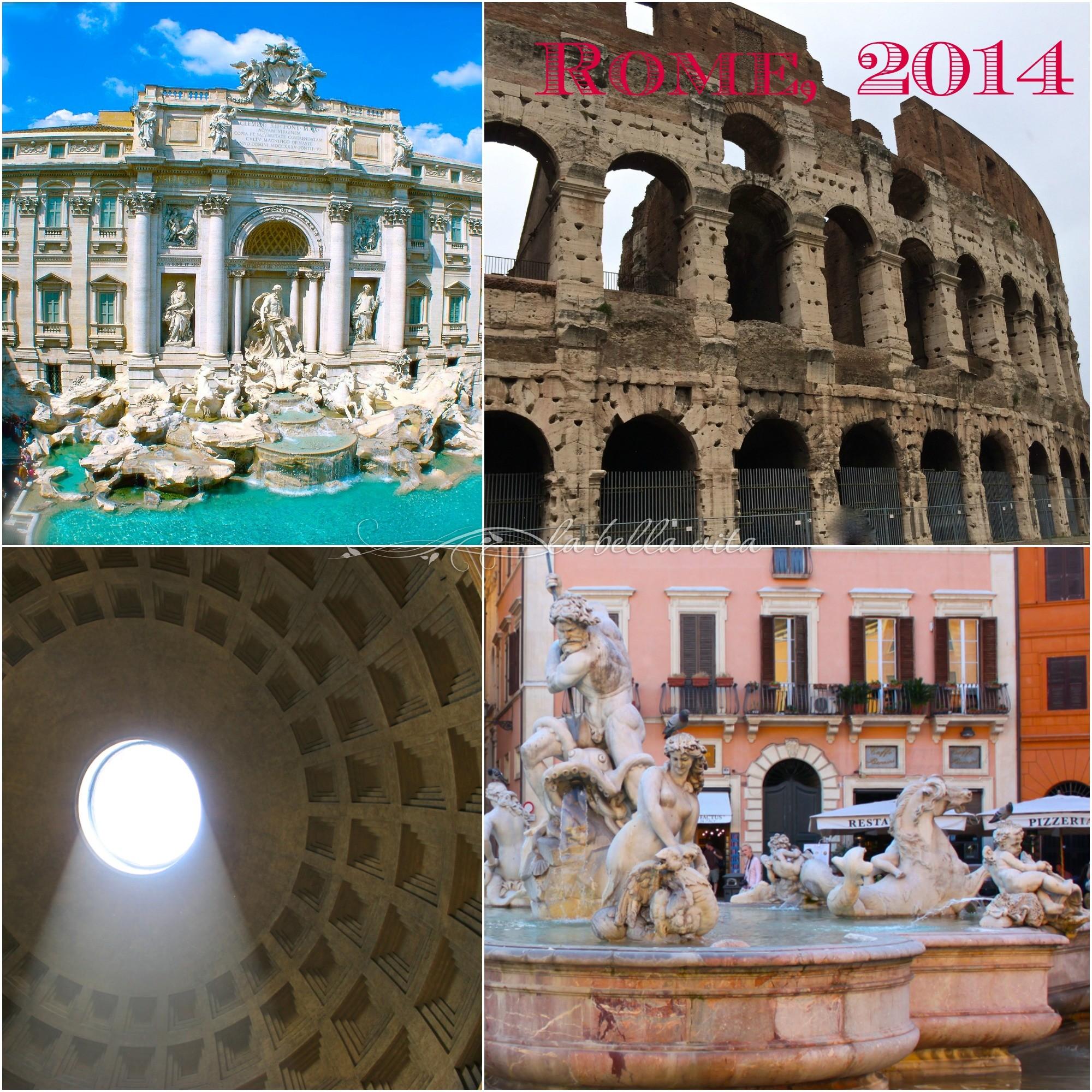 Rome, Venice and Modena travel