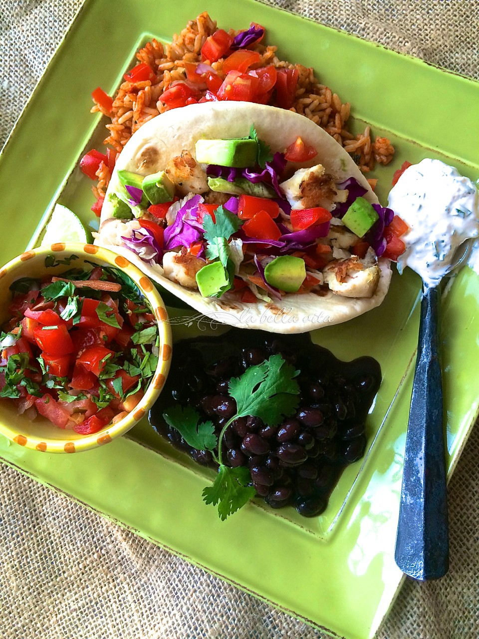 In my quest for the perfect Fish Tacos recipe, I've finally tweaked ...