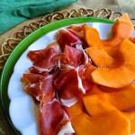 Classic Italian Prosciutto and Melon Antipasto: Italian Al Fresco Dining