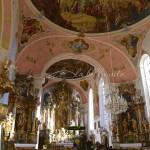 Oberammergau, Bavaria, Germany — St. Peter and St. Paul Church