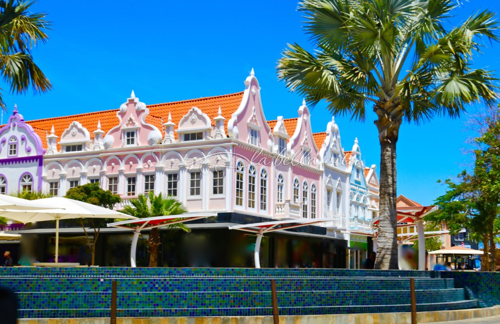 what to do and see in aruba color and architecture