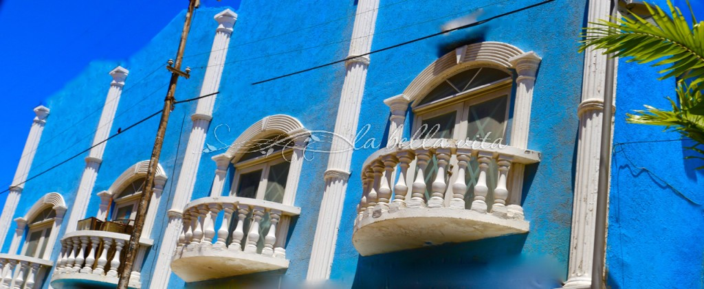 what to see aruba color architecture