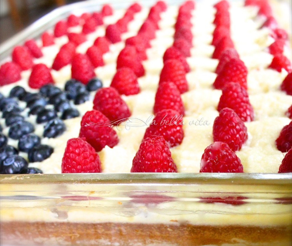 25 Top Pinned Red White and Blue Recipes on Pinterest