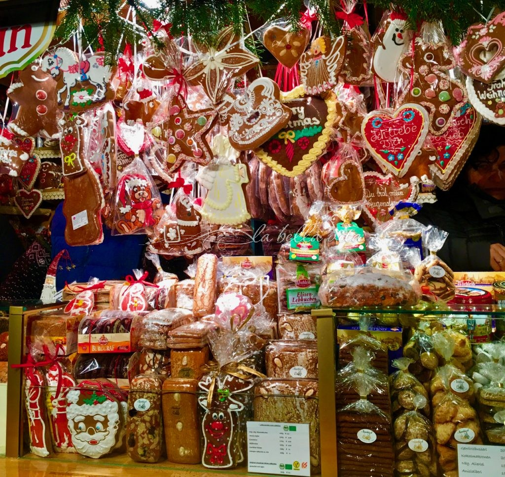 Lebkuchen German Christmas Cooke and Christmas Markets