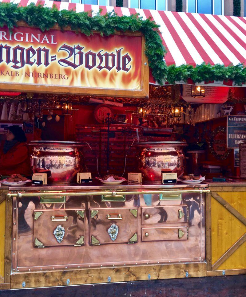 Gluhwein German Mulled Wine