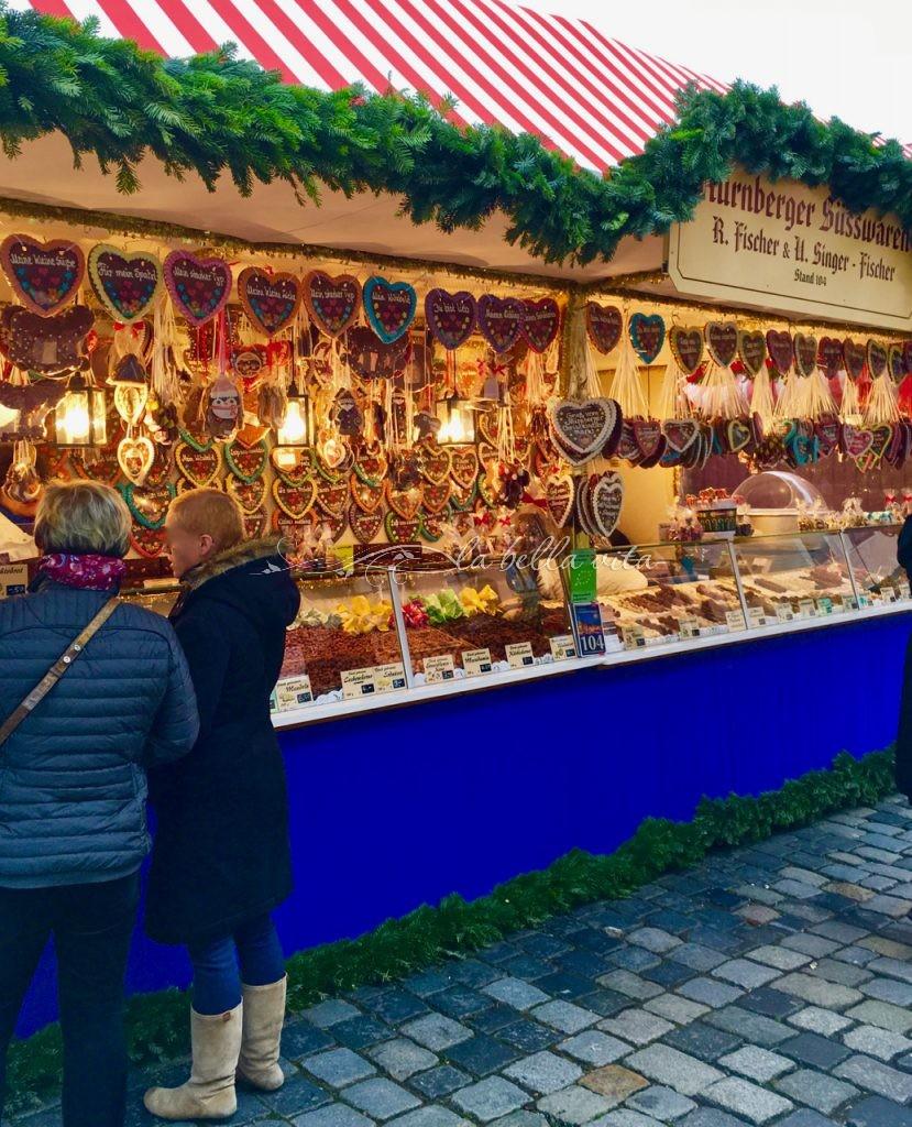 Lebkuchen German Christmas Cookies and Christmas Markets