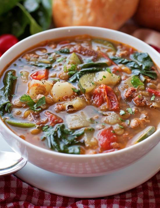 Cold Outside? The Best Comfort Soup Recipes - La Bella Vita
