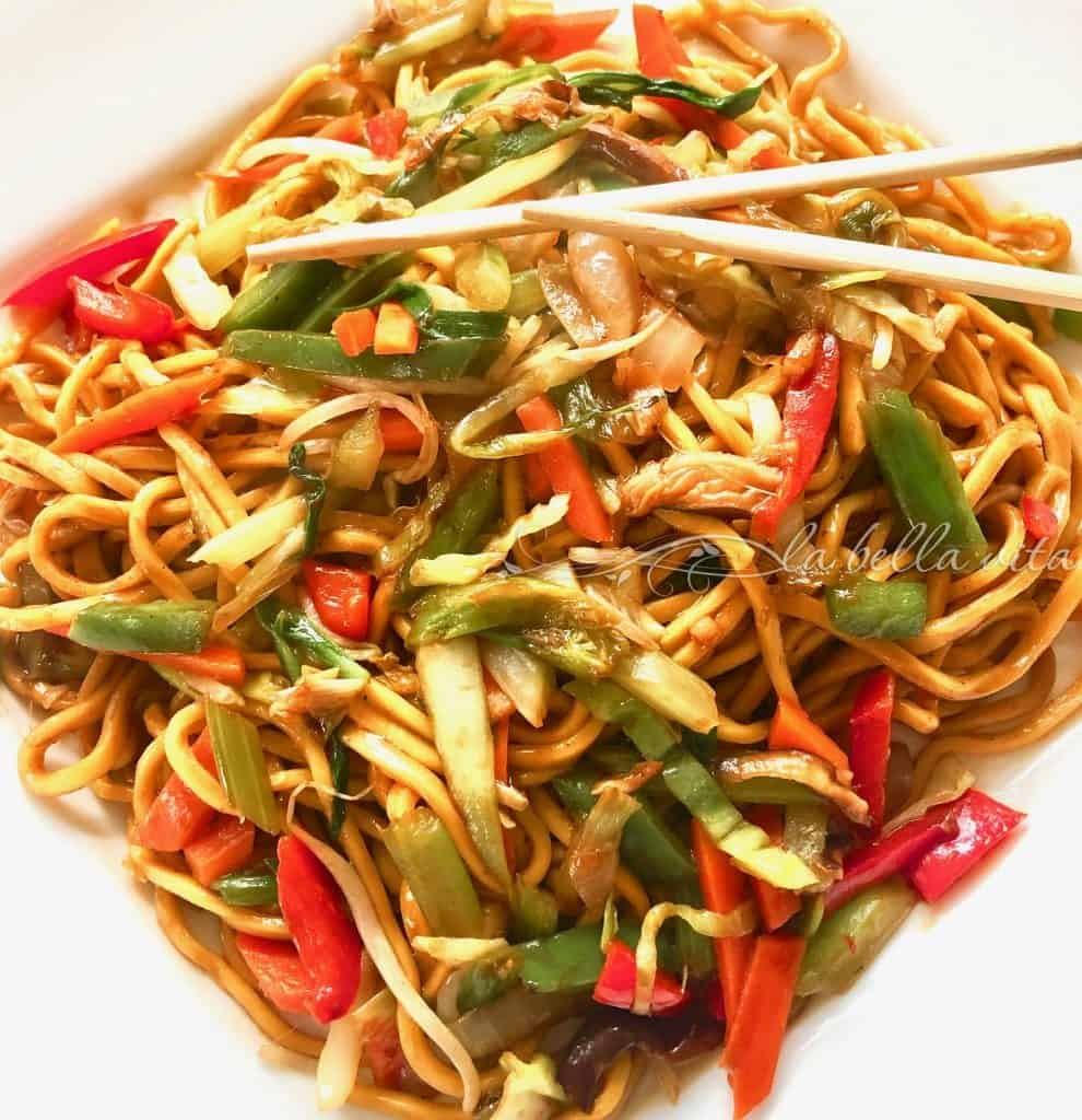 Chinese Lo Mein