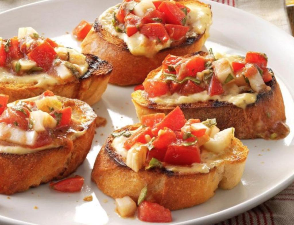 Italian grilled recipes
