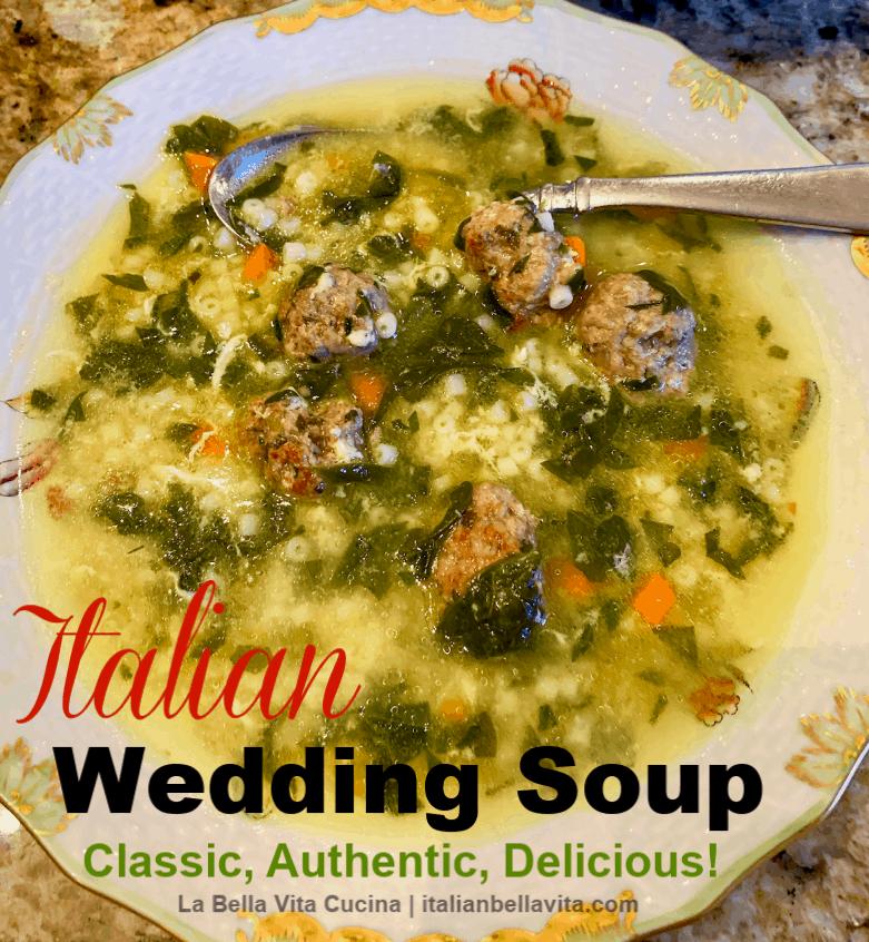 Italian Wedding Soup Instant Pot